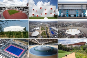 2012 London Olympic Architecture and Venues