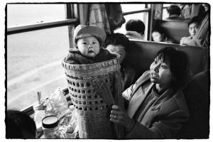 Chinese People on Trains, c (3)